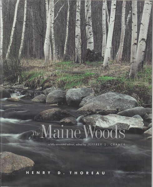 "thoreau essays cramer Bloom, harold, ed henry david thoreau's ""walden"" new york: chelsea house, 1987 a representative selection of some of the best criticism of thoreau's walden published."