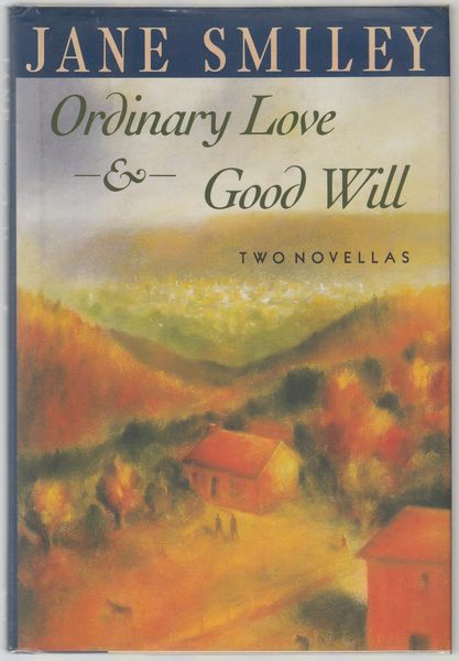 good will jane smiley An interview with jane smiley jane smiley, kay bonetti the missouri review, volume 21 viewed his education and his good luck and his money as a way of.
