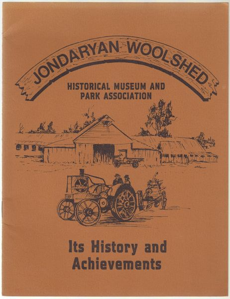 EGGLESTON, JOHN; COMPILER. - The Jondaryan Woolshed Association. Its History and Achievements 1972 to 1985.