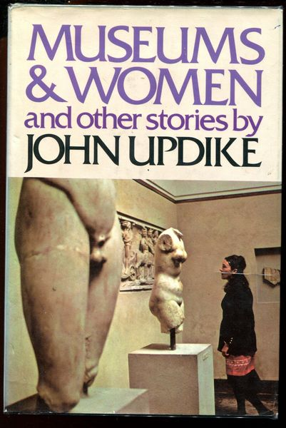 the views on women in john updikes ap